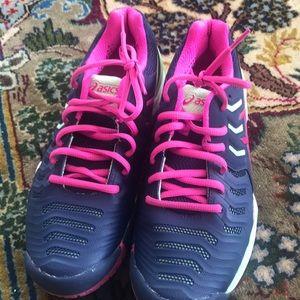 ASICs gel resolution 7 sneakers